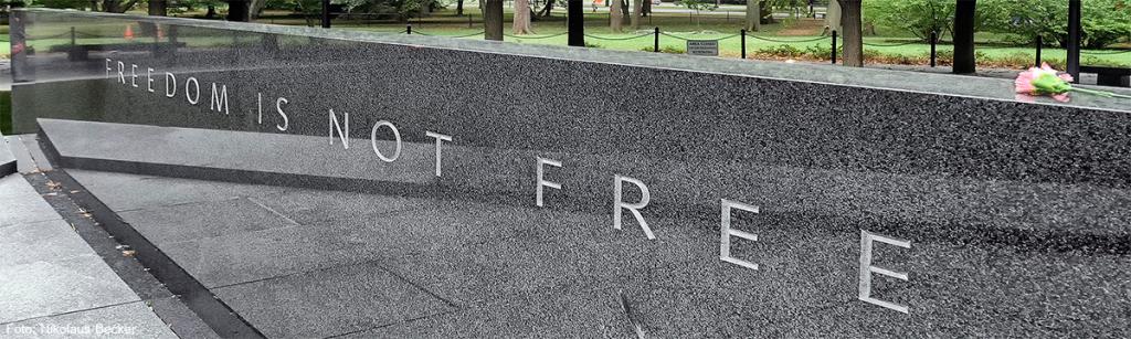 Vera Lengsfeld Freedom is not free