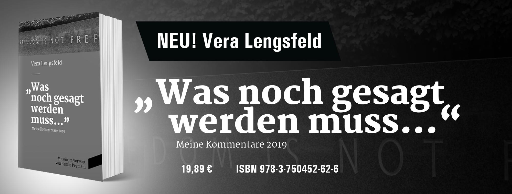 Essay compilation by Vera Lengsfeld